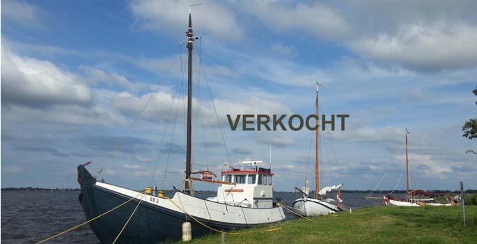 Banner Noordzeebotter Friesland